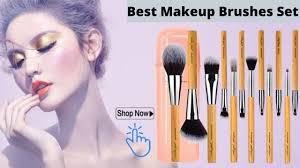 5 best makeup brushes set affordable