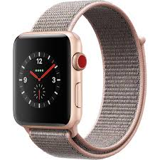 Used Apple Watch Series 3 42mm Smartwatch MQK72LL/A B&H Photo