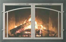 replacement fireplace doors canada