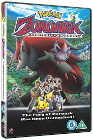 Amazon.com: Pokemon Movie 13: Zoroark - Master of Illusions [DVD ...