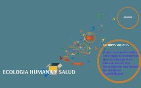ecologia humana y salud by obdulia