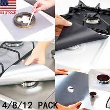 burner cover reusable liner mat
