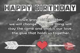 r tic birthday wishes for husband happy birthday quotes for