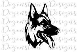 German Shepard K9 Decal German Shepard Vinyl Sticker Sheep Etsy In 2020 Character Fictional Characters Art