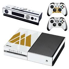 Game Destiny 2 Skin Sticker Decal For Microsoft Xbox One Console And 2 Controllers For Xbox One Skin Sticker Decal Skin Sticker Decal Stickerdestiny Game Aliexpress