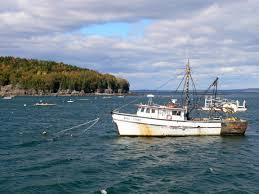 File:A Lobster Boat at Bar Harbor.jpg ...