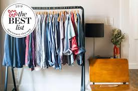 freestanding wardrobe clothes racks