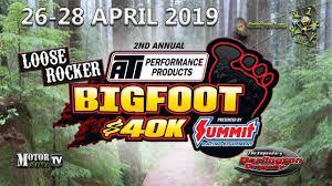 2nd annual bigfoot 40k saay