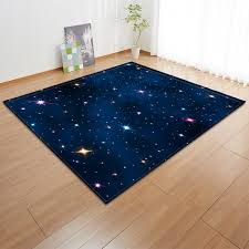 Nordic Galaxy Space Stars Carpet Kids Play Room Bedroom Decoration Mat Area Rug Girls Room Big Carpets For Home Living Room Buy At The Price Of 29 52 In Aliexpress Com Imall Com