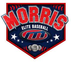 Morris Elite Baseball Car Window Decal No Name Mysite