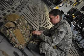 Travis trains on integrated aircrew body armor > Air Force Reserve Command  > News Article