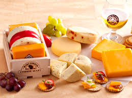 wisconsin cheese gift baskets