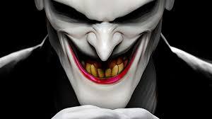 2048x1152 joker danger smile artwork