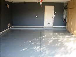 garage walls best paint interior grey