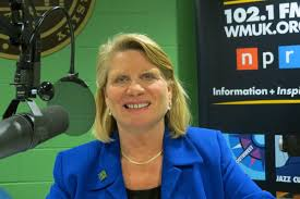 WSW: Secretary of State Ruth Johnson Hopes for Four More Years | WMUK
