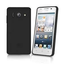 Huawei Ascend Y300 Bendy Gel Case Cover ...
