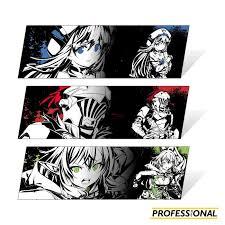 Goblin Slayers Slap Sticker Prololi