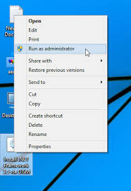 net framework 3 5 in windows 10 using dism