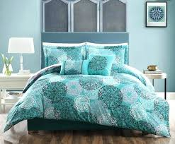 delectable teal comforter set queen