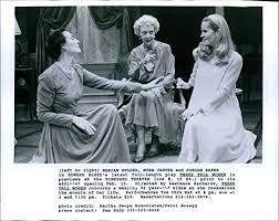 Amazon.com: Vintage Photos Actor Marian Seldes Myra Carter Jordan Baker  Three Tall Women 8X10: Photographs
