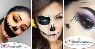 easy halloween makeup ideas halloween