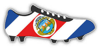 5 Costa Rica Flag Soccer Cleats Car Bumper Sticker Decal 3 6 Or 8 Home Garden Decor Decals Stickers Vinyl Art Ayianapatriathlon Com