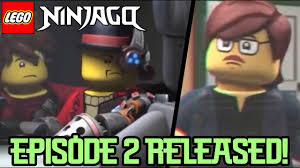 Ninjago Season 12: Episode 2 Released! - Story Details & Thoughts ...