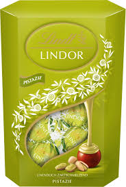 lindt lindor pistachio chocolates
