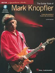 The Guitar Style of Mark Knopfler | Hal Leonard Online