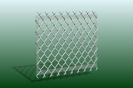 Chain Mesh Fence 3d Cad Model Library Grabcad