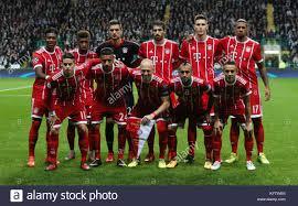 Il Bayern Monaco di Baviera gruppo team durante la UEFA Champions ...