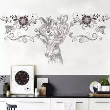 Deer Wall Decal The Treasure Thrift