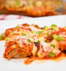 baked italian sausage ravioli this is