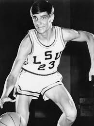 Seeing in person was believing when it came to 'Pistol' Pete Maravich