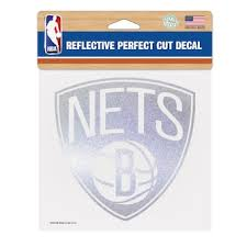 Official Brooklyn Nets Car Decals Car Decals Stickers Magnets Store Nba Com