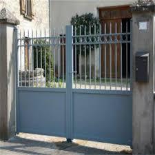 China Aluminium Light Weight Louver Fence Slat Fence Gate Outdoor China Aluminum Fence Fence