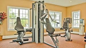 residential fitness equipment