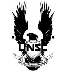 Unsc Halo Logo White Decal For My Car Halo Fondos De Pantalla Jefe Maestro De Halo Halo Dibujo