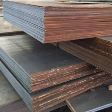China Corten Steel Plate Fence For Building Garden And House Manufacturers Suppliers Distributor Factory Direct Price Gnee
