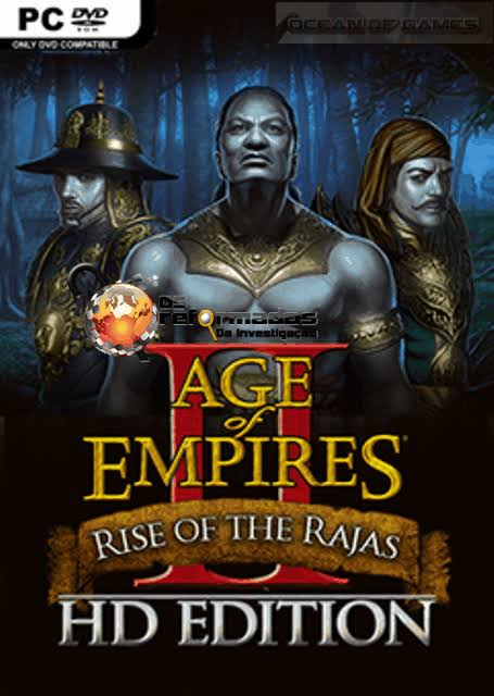 age of empires ii: hd rise of the rajas
