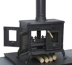 cost to install a woodburning stove