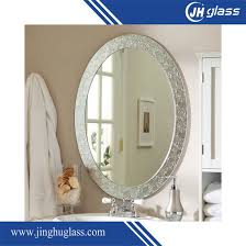 painting polished edge mirror glass