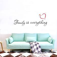 Amazon Com Family Is Everything Decals Wall Decal Quotes Home Decor Vinyl Quotes Designs Family Wall Art Kitchen Dining