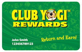 club yogi rewards yogi bear s
