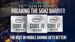 Intel teases Comet Lake H-series to go toe to toe with AMD Ryzen 4000 on  mobile   PCGamesN