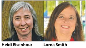 Eisenhour, Smith advance to General Election | 2020 Primary Election | Port  Townsend Leader