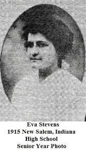 Eva Marie Stevens (1894-1946) - Find A Grave Memorial
