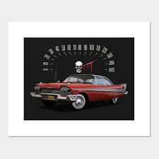 One Killer Car Movie Posters And Art Prints Teepublic