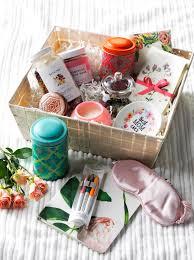 diy spa gift basket idea for mom
