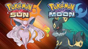 Pokemon Sun and Moon Talk: Will We See Espeon & Umbreon Mega Evolutions? -  Ash's Greninja - YouTube